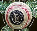 Christmas event at San Diego's baseball park