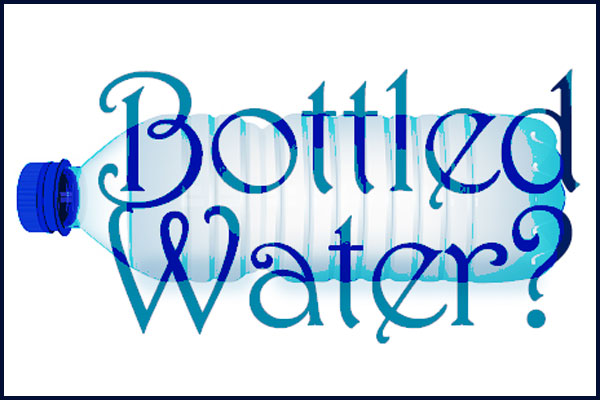Bottled Water at Petco Park
