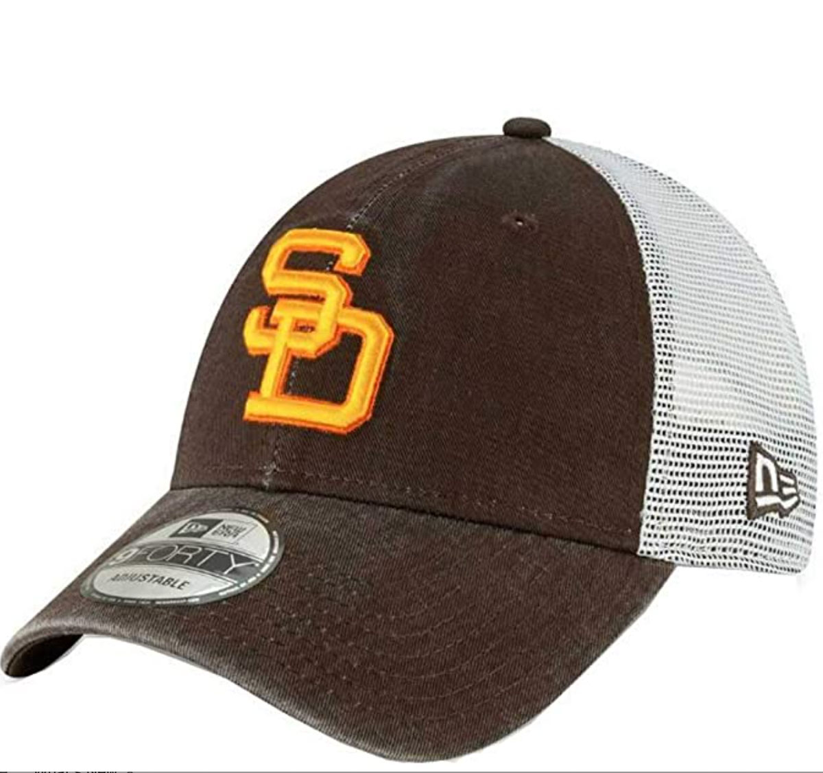 San Diego Padres Snapback Mesh Cap 2014  0ad113af30f