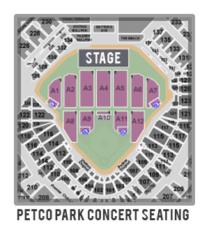 Concert Seating