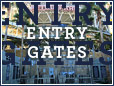 Entry Gates at Petco Park