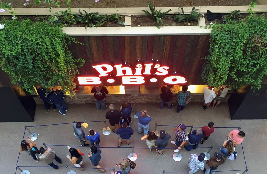Phil's location